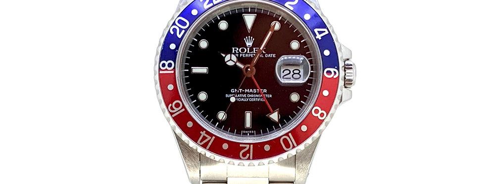 """ROLEX GMT-MASTER """"PEPSI"""" - 16700 - 11.300€"""