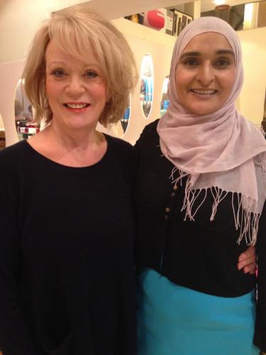 Sherri Hewson at Pamper Me