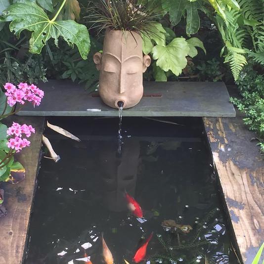 Breeze Blower Fountain Head