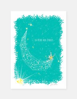 La pêche aux étoiles