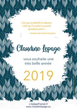 Claudine Lepage - 2019