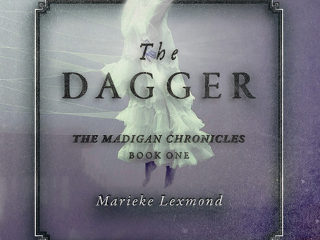 COMING SOON! 'THE DAGGER' (Madigan Chronicles #1)