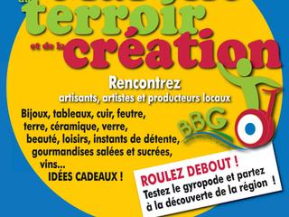 Marché du terroir et de la création - St Etienne les Ouillières - 69 -  Dimanche 29/03/2020
