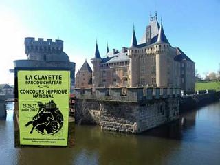 Concours Hippique National La Clayette - 26-27 Août 2017