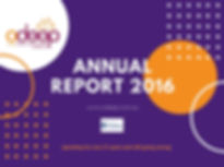 ODEEP Annual Report