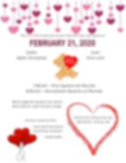 02-2020 HI-FLYERS Valentine Dance flyer.