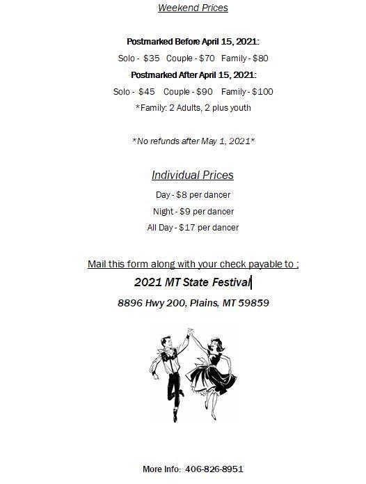 05-2021 50th MT State Festival Prices pi