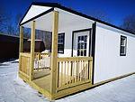 10 x 24 Urethane Cabin