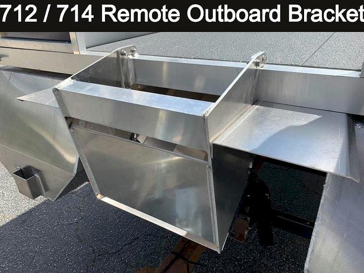 712 / 714 Remote Outboard Bracket