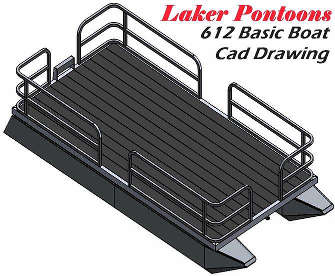 Laker 612 Basic Boat