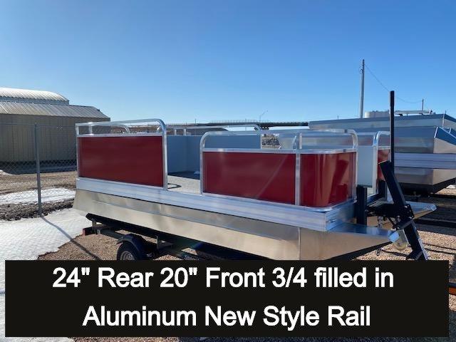 New Style Rail Choices