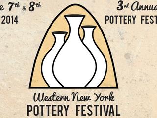 3rd Annual Western New York Pottery Festival