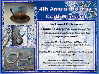 4th Annual Holiday Craft Sale!
