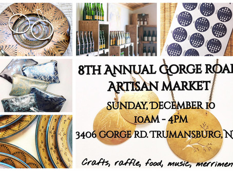 8th Annual Gorge Road Artisan Market