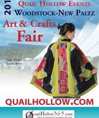 Quail Hollow Woodstock-New Paltz Art & Crafts Fair