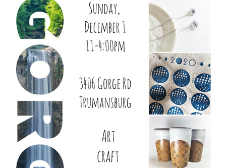 10th Annual Gorge Road Artisan Market