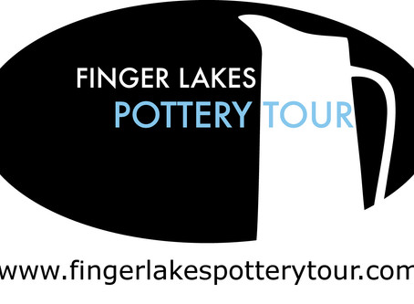 First Annual Finger Lakes Pottery Tour, Mother's Day Weekend