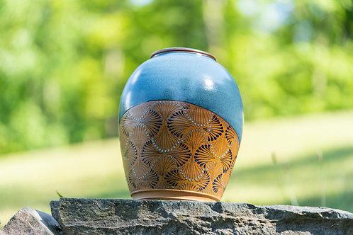 Classic Urn Teal