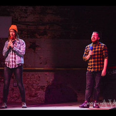 Brooklyn Queer Comedy Festival 2018