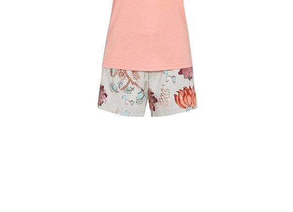 Pyjama top+short