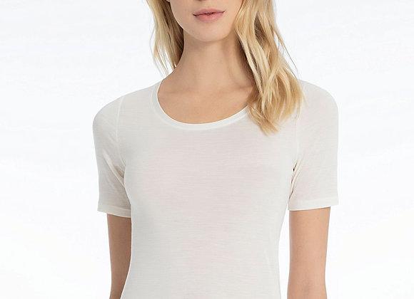 LAINE & SOIE T-shirt manches courtes
