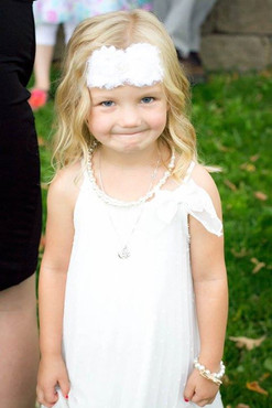 Cutie Pie Flower Girl