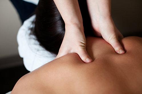Five 90 Minute Massage Gift Certificate