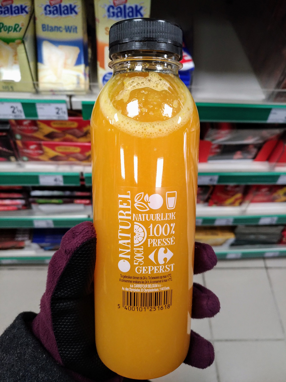 suco orange
