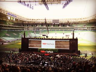 Como foi a minha experiência no TEDxSãoPaulo