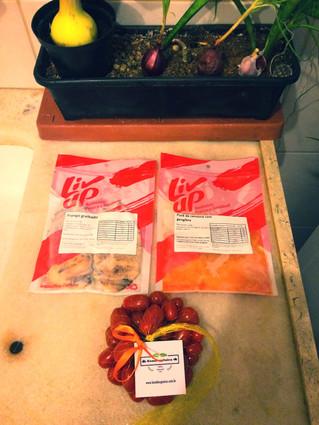 Como consegui fazer uma refeição rápida, nutritiva e sustentável (ao mesmo tempo)