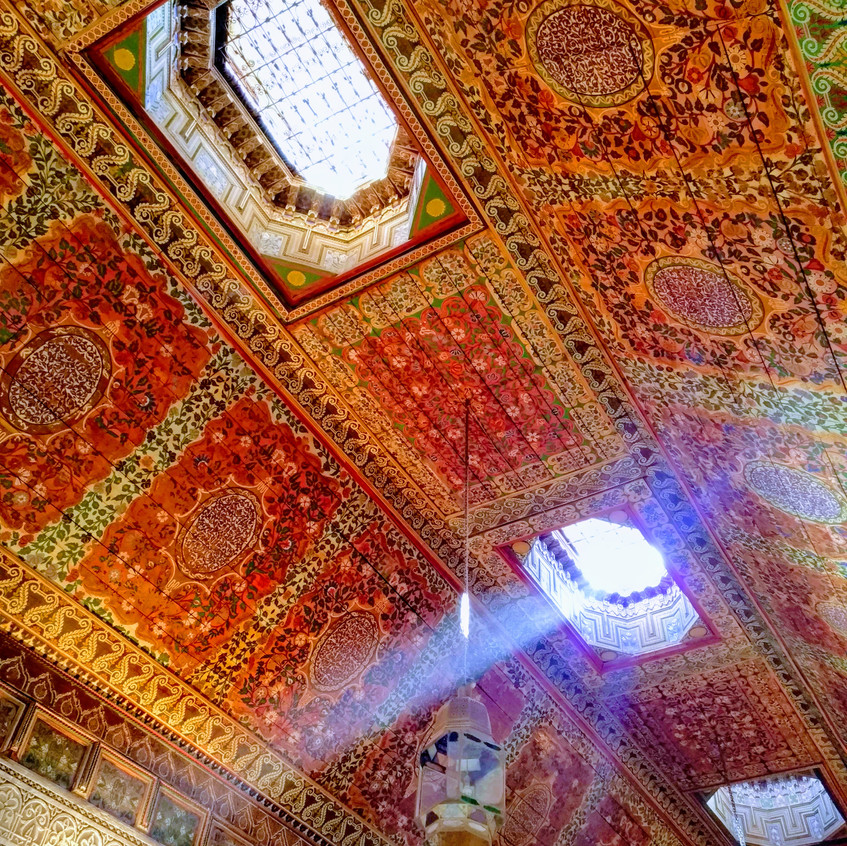 detalhes marroquinos
