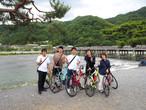 すたこむサイクリング@嵐山