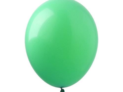 """Bexiga latex pastel 9"""" - verde"""