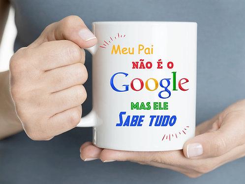 Caneca Pai google