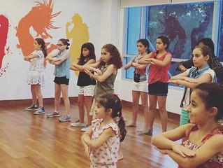 Kids Movement Classes