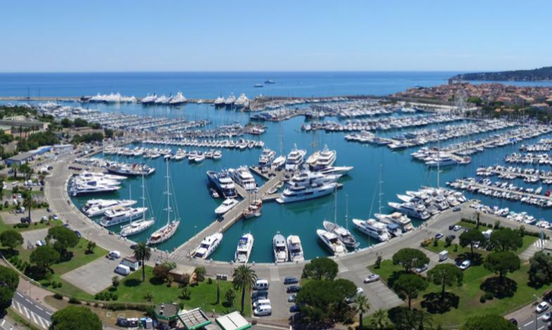 REAMENAGEMENT DU PORT D'ANTIBES
