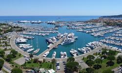 Réaménagement du port d'Antibes