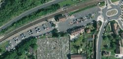 Parc relais SNCF à Champagne/Seine