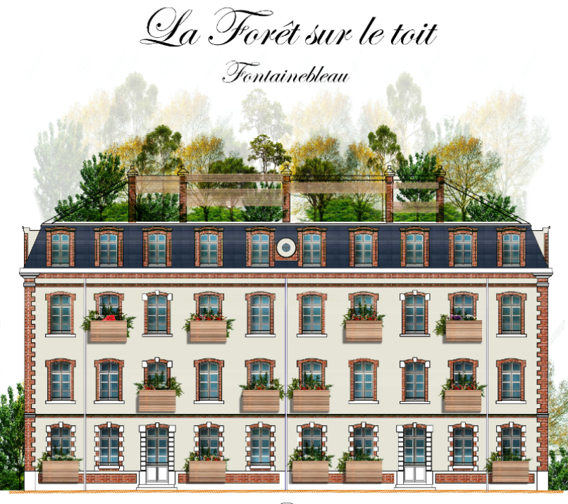 la_résidence_du_225_rue_Saint_Merry_à_Fo