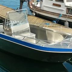 """19"""" Kvernø båt"""