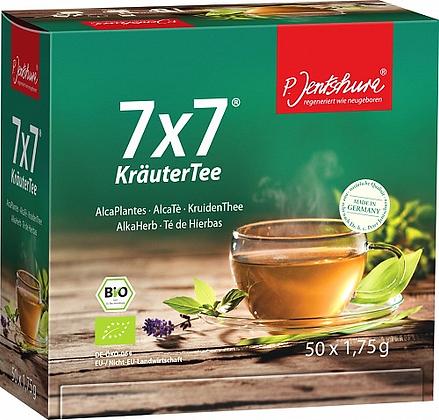 7x7® KräuterTee (Basentee)
