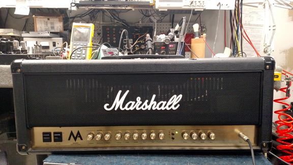 Marshall MA50 Steel jack replacement