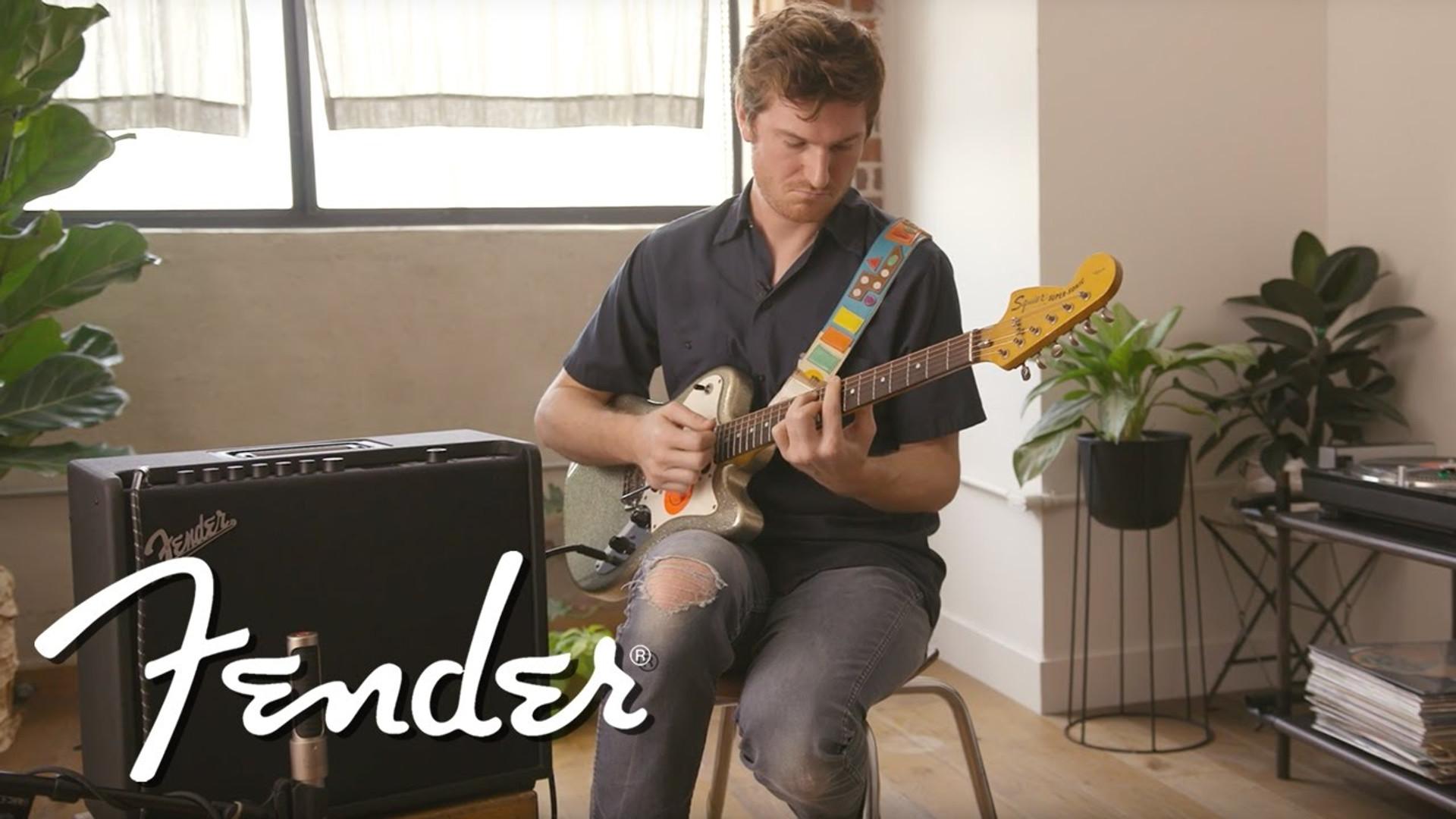 Mustang™ GT Amp Series Demo with Nick Reinhart | Mustang™ GT Amp Series | Fender