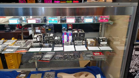 TC tube display