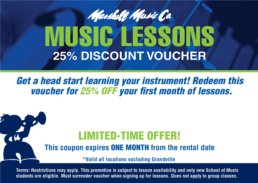 Lessons-Discount-Voucher-for-Rental-Sign