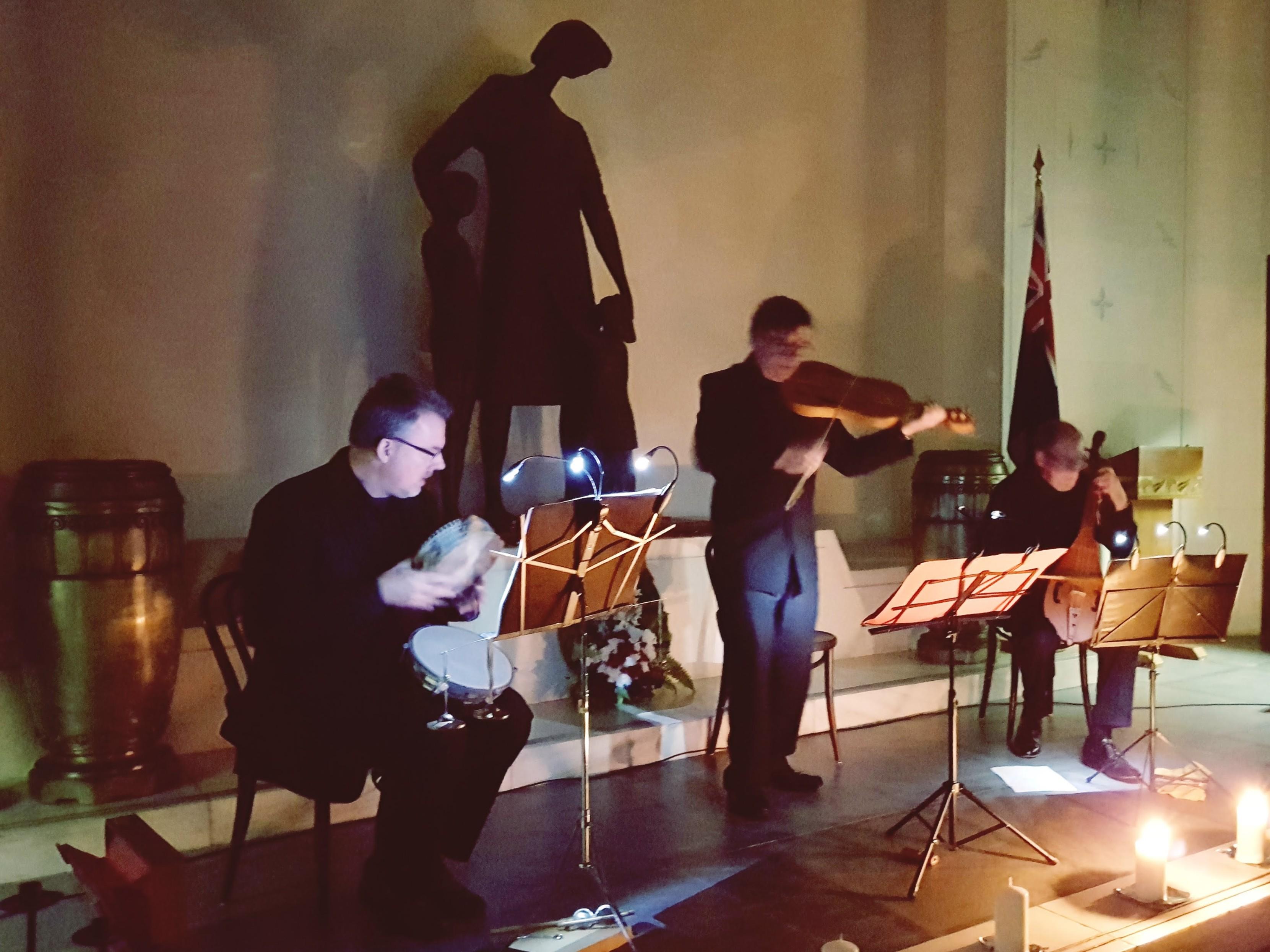 Medieval instrumentalists
