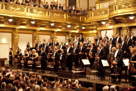 NZSO at Musikverein