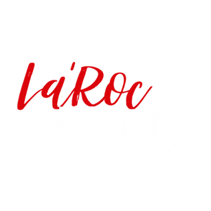 La'Roc Beauty Logo Beauty bar for lashes and brow services