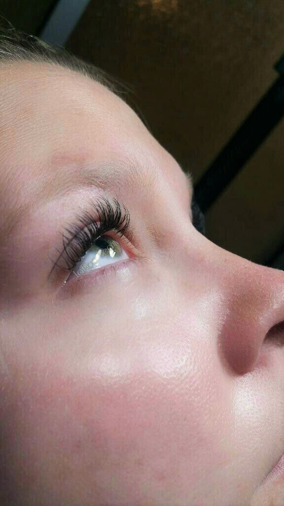 Eyelash extensions, Charleston, SC