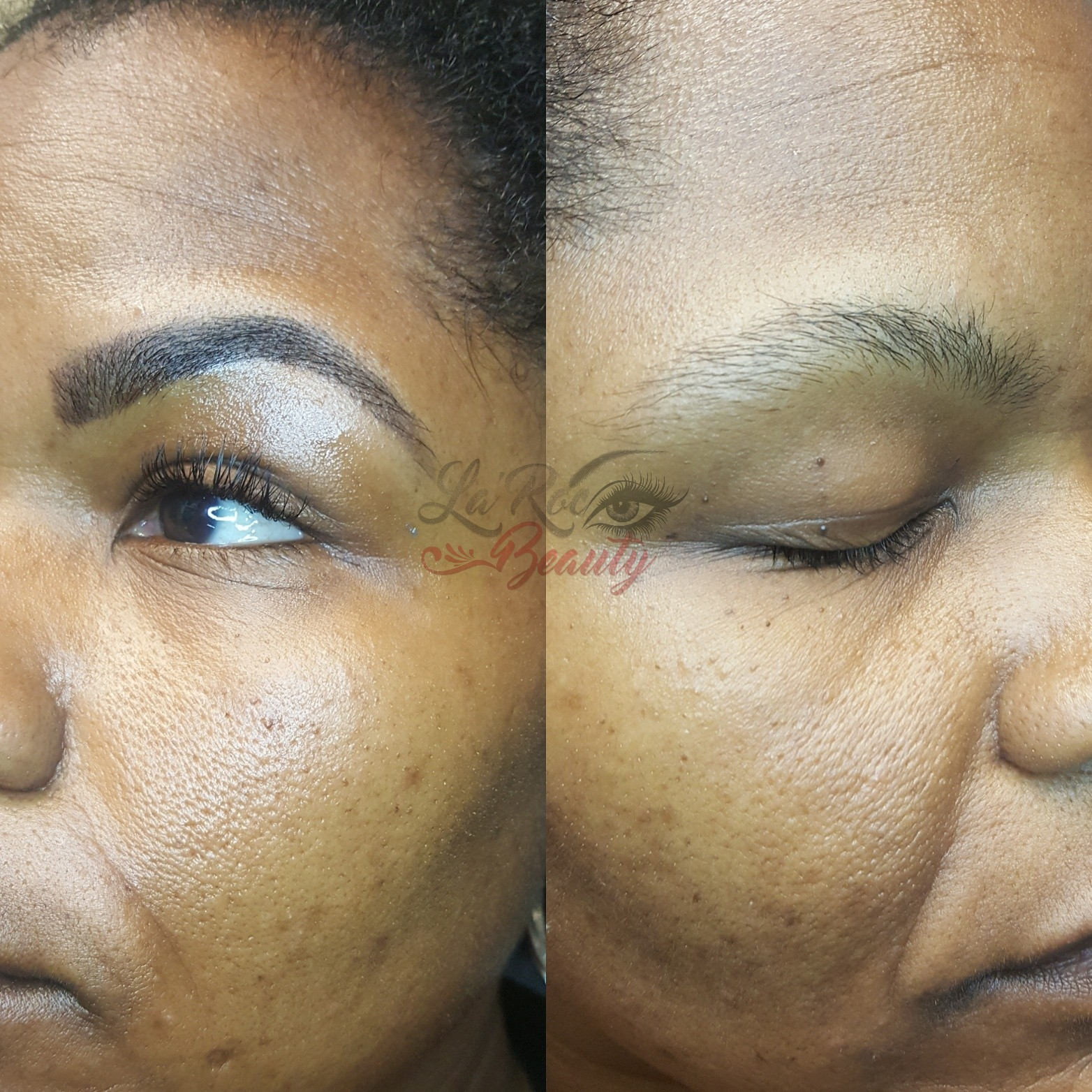 Brow Tint & Lashes